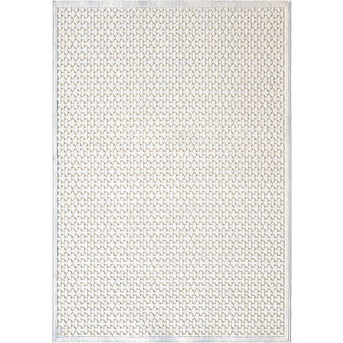 Rattan Natural 5 ft. 2-inch x 7 ft. 6-inch Indoor Area Rug