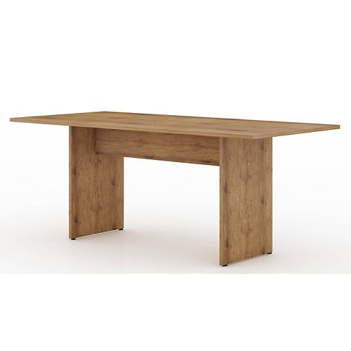 NoMad 67.91 Dining Table in Nature