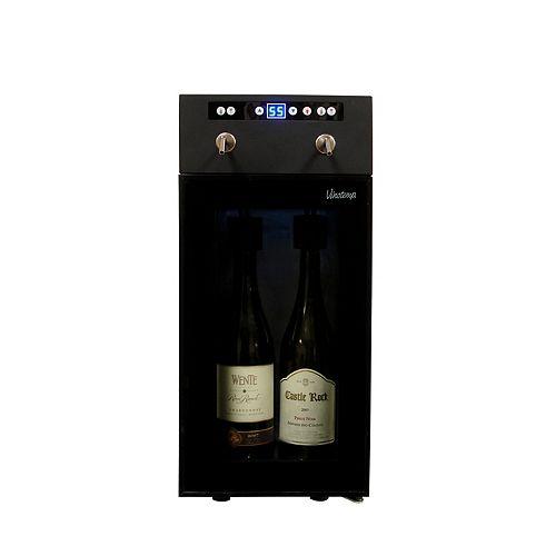 Vinotemp 2-Bottle Wine Dispenser and Preserver