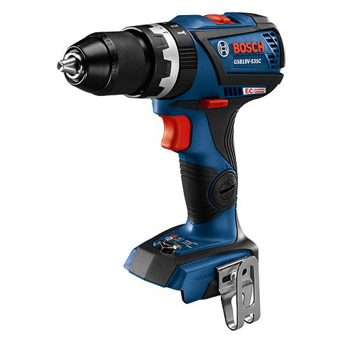 18V EC Brushless Connected-Ready Compact Tough 1/2 In. Hammer Drill/Driver (Bare)
