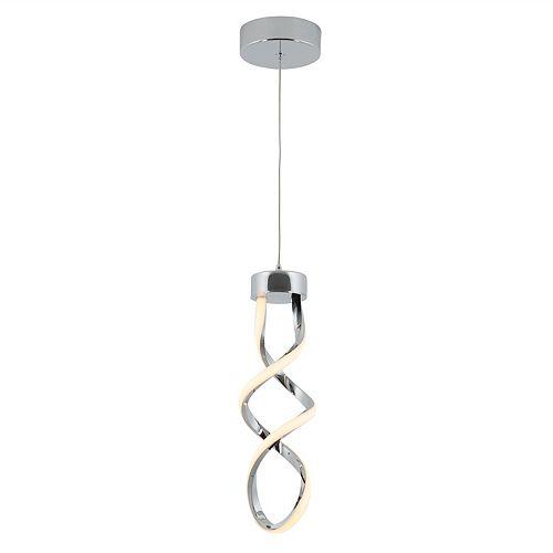 Swirl Mini LED Integrated Pendant