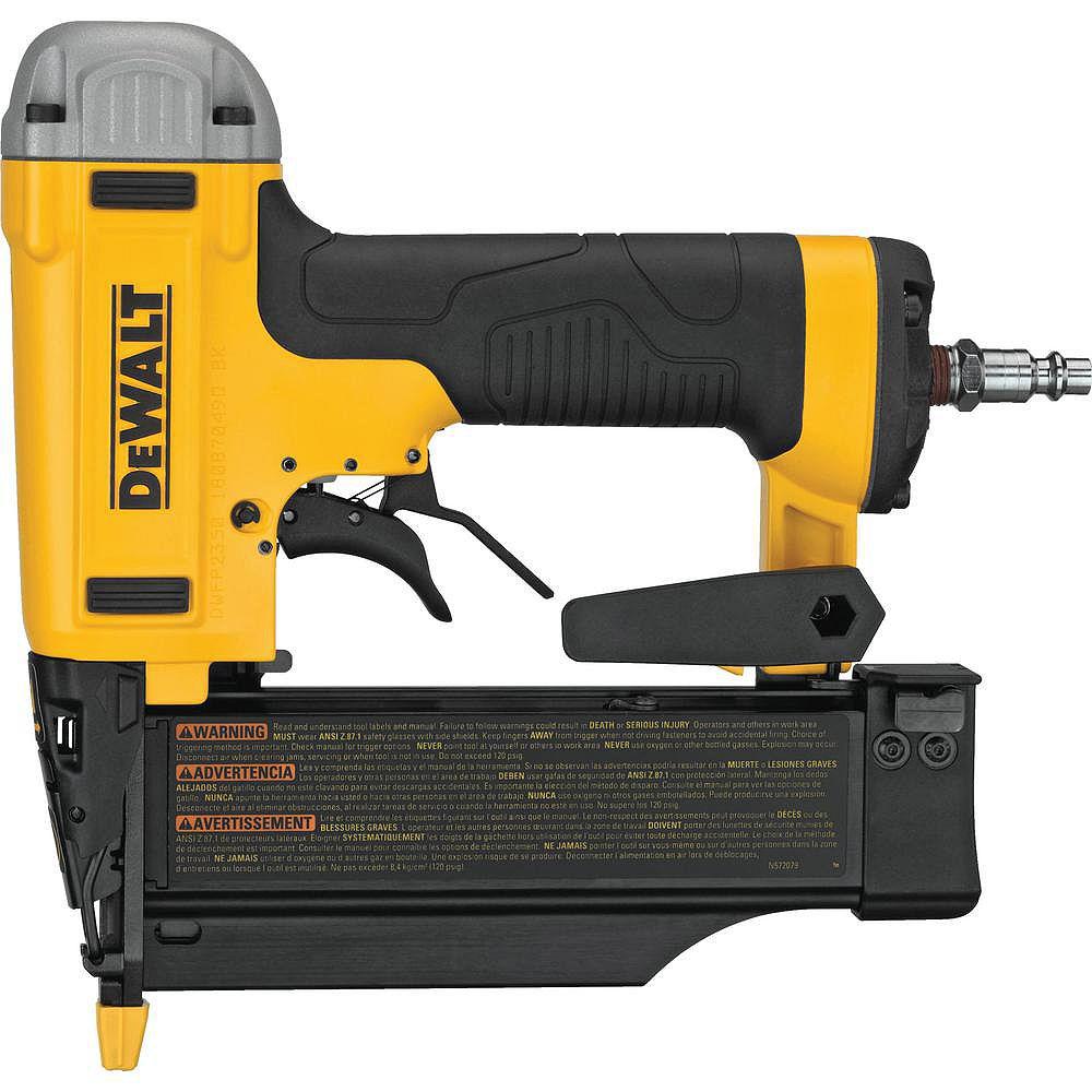 DEWALT 23-Gauge 2-inch Pin Nailer