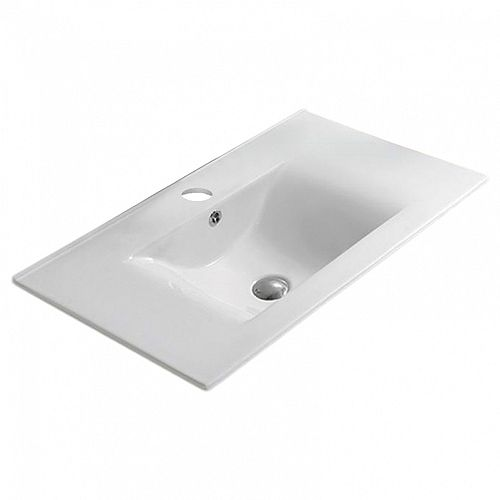 18.2 inch D One Hole Ceramic Top
