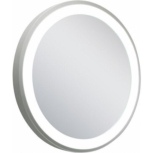 23 po Miroir rétroéclairé à LED W