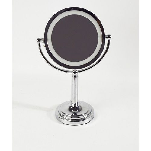 10 pouces Miroir grossissant W