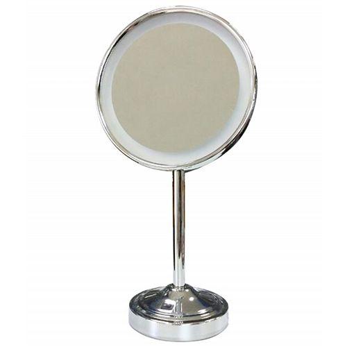 10 pouces Miroir grossissant rond W