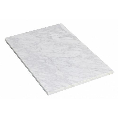 12 inch W Stone Top