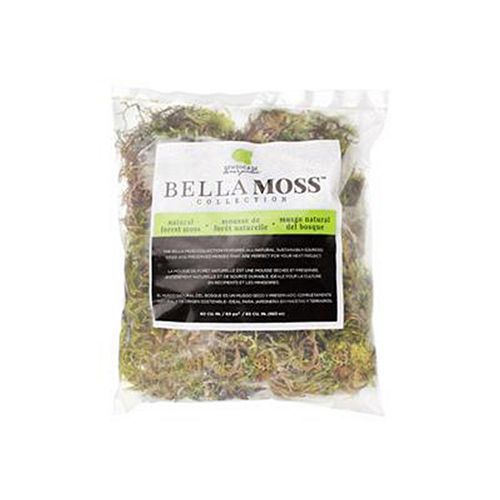 60 cu. inches Green Moss