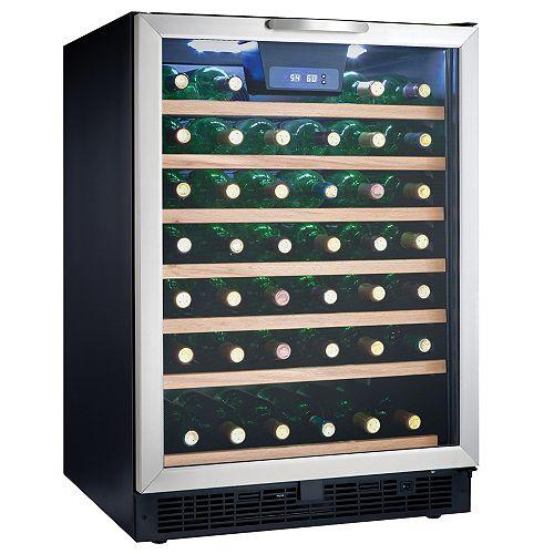 Danby Designer 52 Bottle Wine Cooler