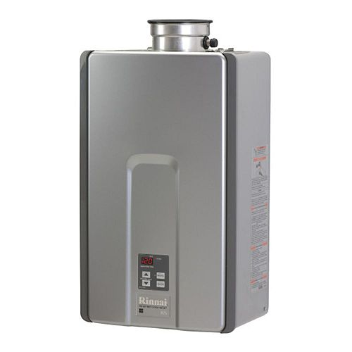 RL94iN high efficiency non-condensing natural gas tankless water heater - 199,000 BTU