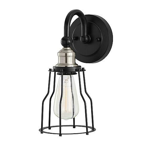 Rallino Luminaire de meuble-lavabo à 1 ampoule