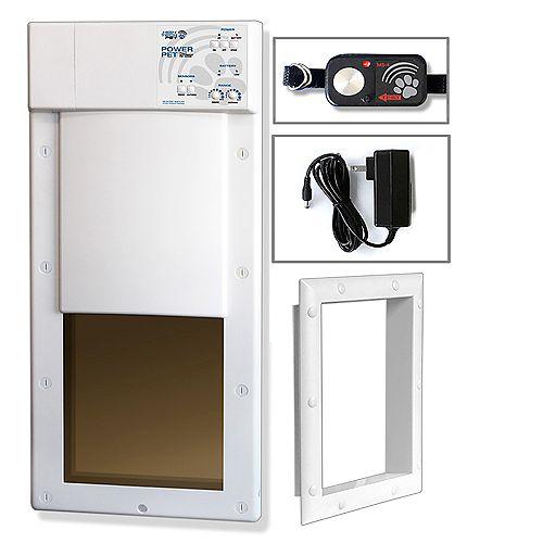 PX-1 - Porte pour animaux de compagnie Med Power pour installations de portes et de murs