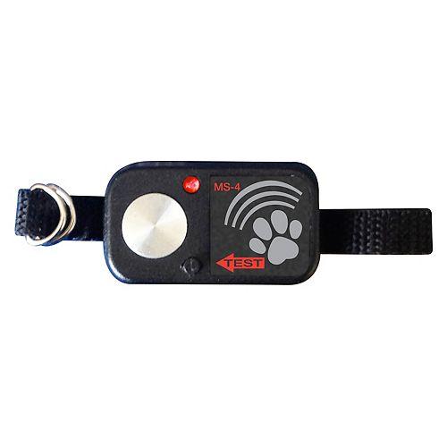 Collier ultrasonique numérique et résistant à l'eau pour toutes les portes HTP Power Pet