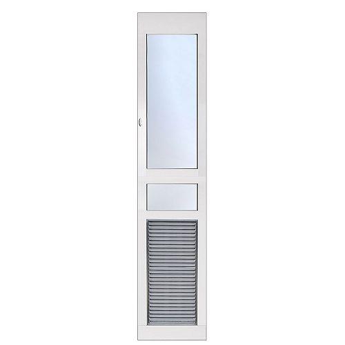 Porte patio Armor Flex Low-E, ouverture moyenne, hauteur élevée