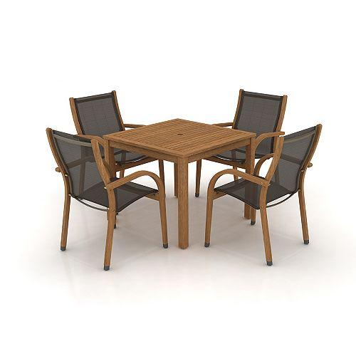 Bramley 5-Piece Dining Set