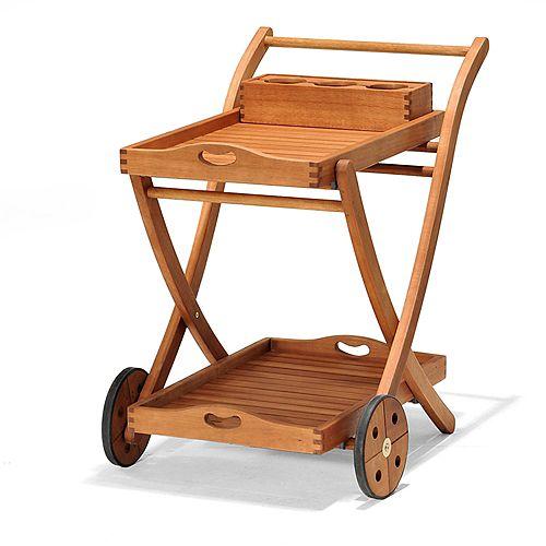 Malton Tea Trolley