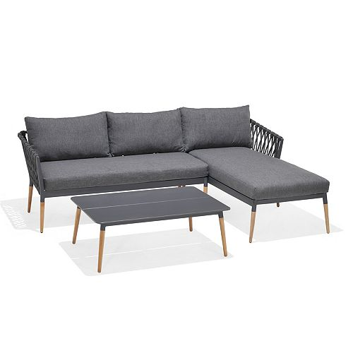 Ipanema 3-Piece Seating Set