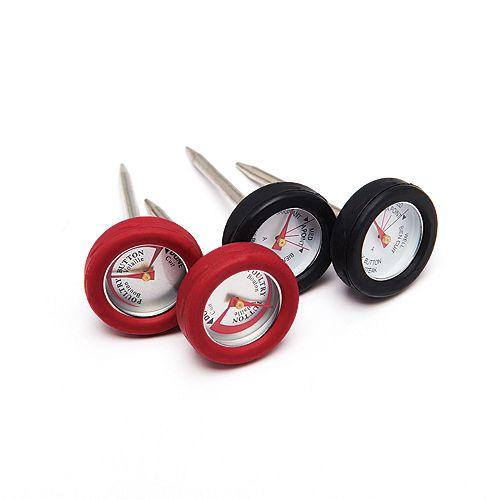 Mini Thermometers - 4 Pc