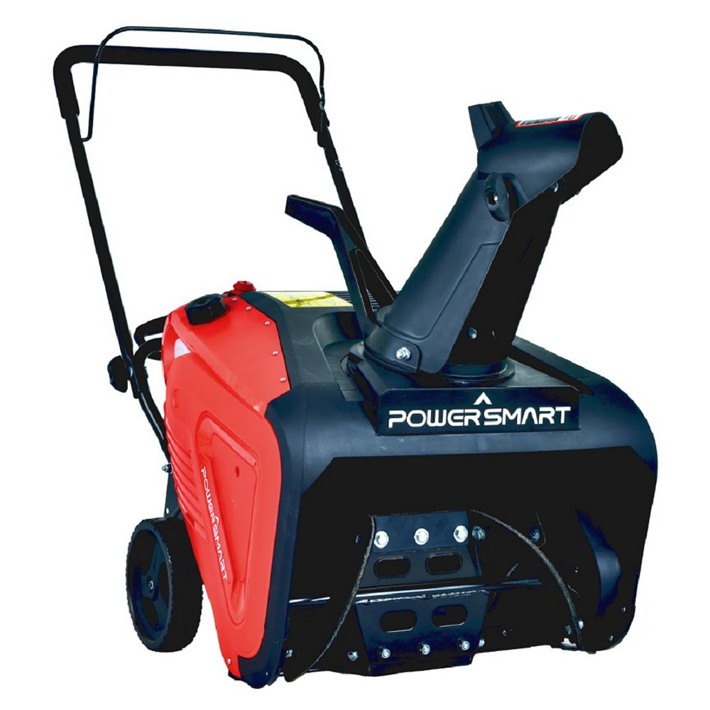 PowerSmart 21-inch Single Stage Gas Powered Snow Blower