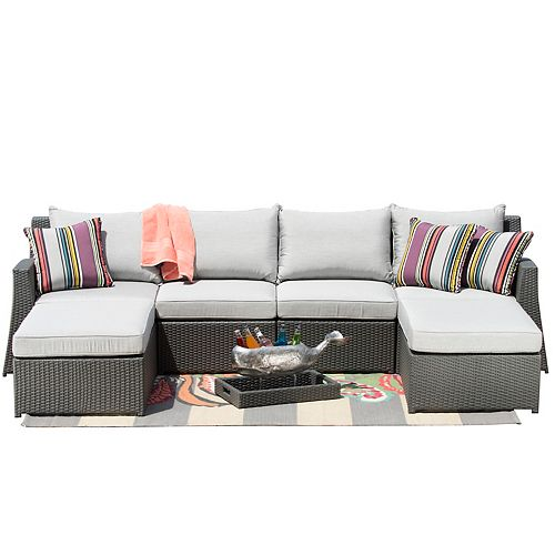Hampton 6-piece Seating Set