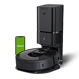 iRobot Roomba  i7 plus  WiFi Connected Robot Vacuum with Automatic Dirt Disposal