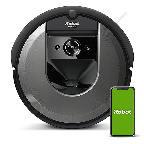 iRobot Roomba i7  WiFi  Connected Robot Vacuum