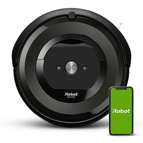 Robot aspirateur iRobot Roomba e5 5150 avec connectivité WiFi