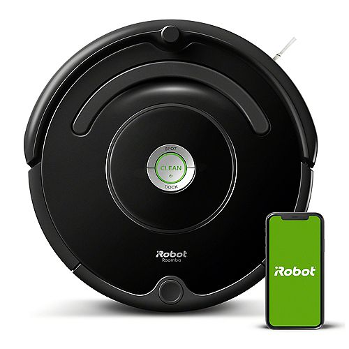 iRobot Roomba 675 WiFi  Connected Robot Vacuum