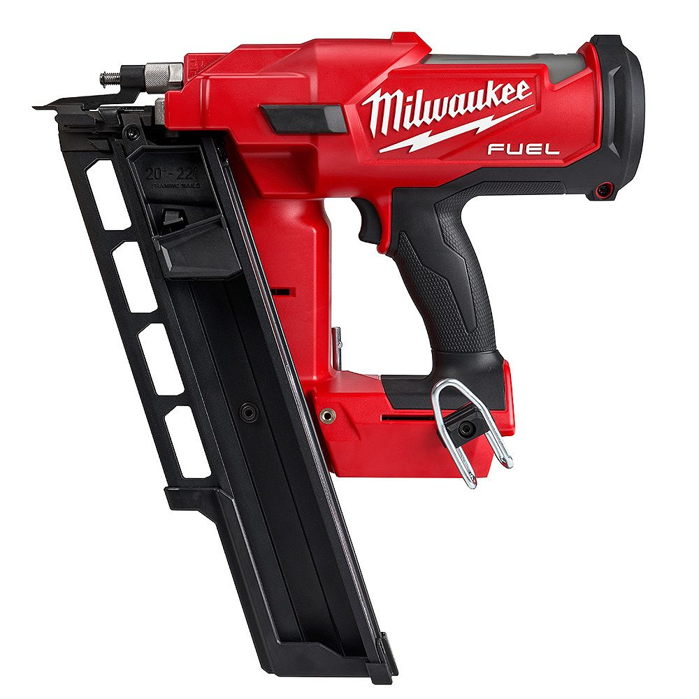 Milwaukee Tool M18 FUEL 3-1/2-inch 18V 21-Degree Lithium-Ion Brushless Cordless Framing Nailer (Tool Only)