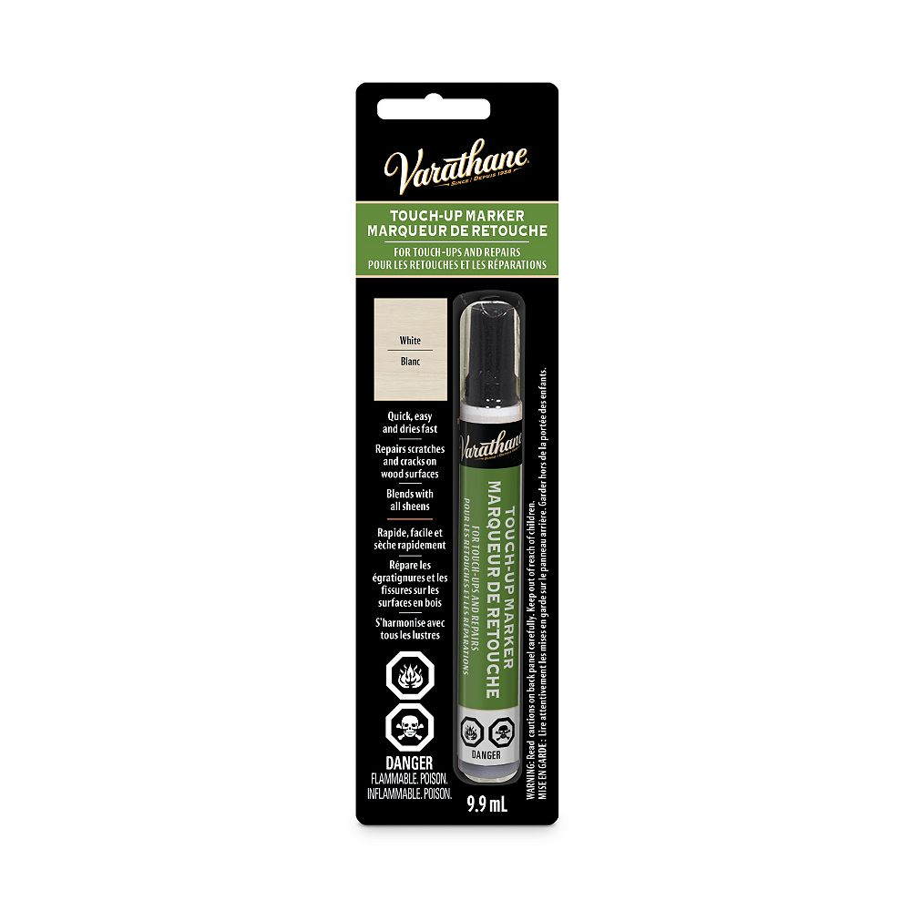Varathane Touch-Up Marker for Touch Up and Staining in White