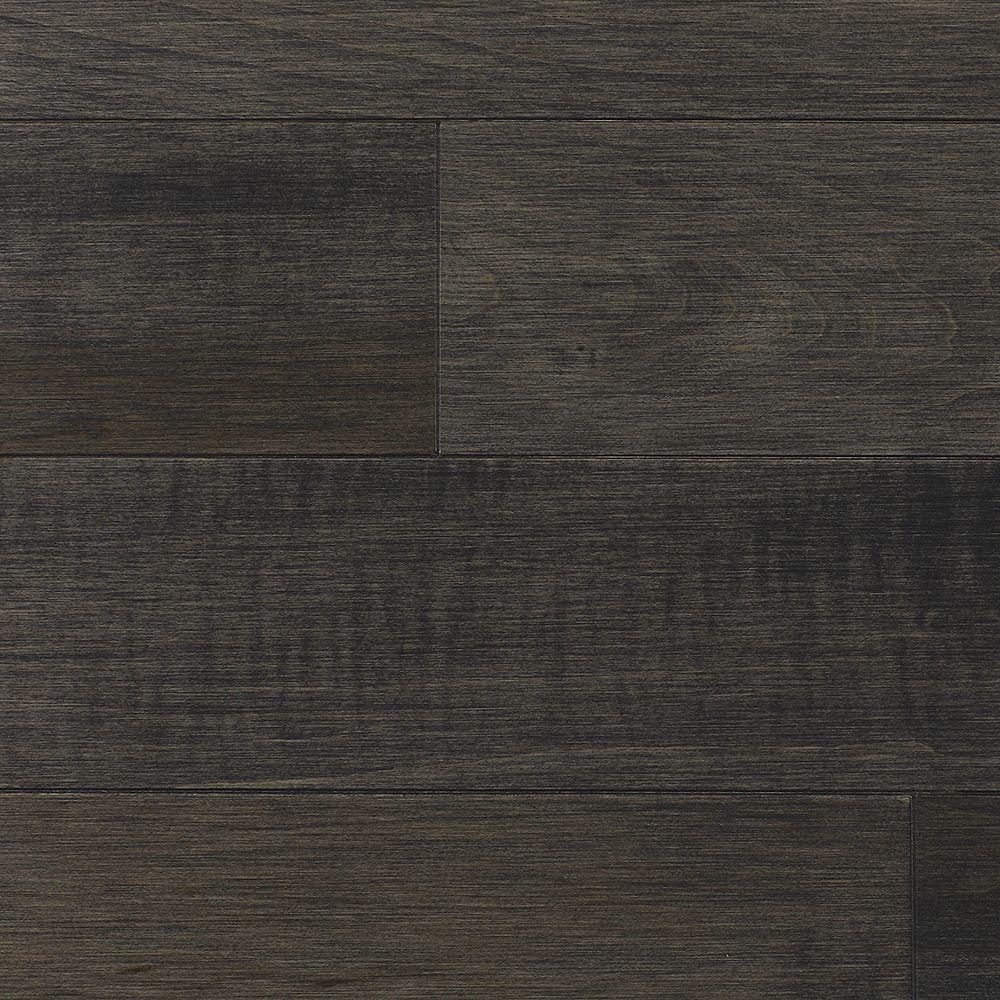 Titan Maple Desert Rock Matte 3/4-inch Thick X 3 1/4-inch Wide X Random Solid Hardwood (20 sq.ft./box)