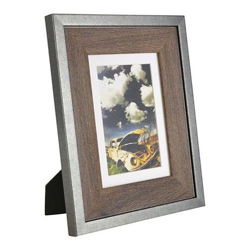 Cadre Benton de la collection Railtown de kieragrace, 12,7 x 17,78 cm (5 x 7 po)