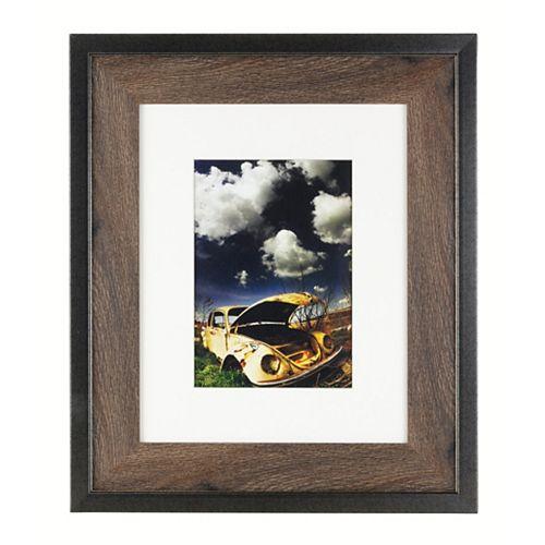 Cadre Benton de la collection Railtown de kieragrace, 20,32 x 25,4 cm (8 x 10 po)