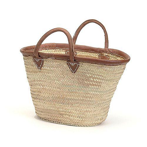 Staw Market Bag