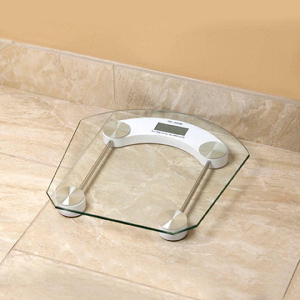 Home Basics Pèse-personne en verre