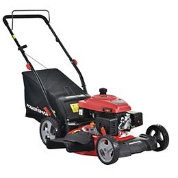 21-inch 170cc 3-in-1 Gas-Powered Power Smart Push Lawn Mower