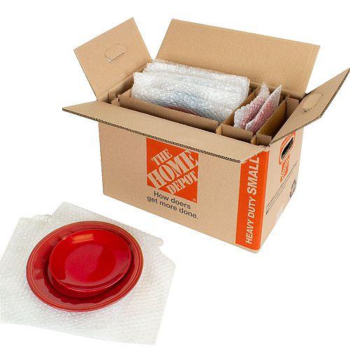 Dish Packing Moving Kit