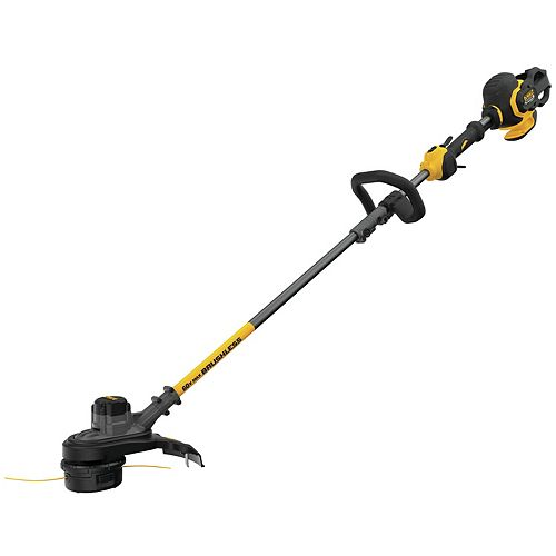 15-inch 60V MAX Lithium-Ion Cordless FLEXVOLT Brushless String Grass Trimmer (Tool Only)