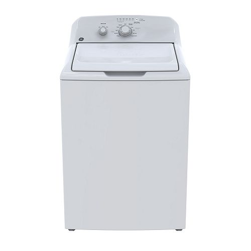 4.4 Cu. Ft. Top Load Washer - White