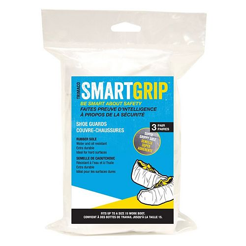 Smart Grip Shoe Cover 3 Pack