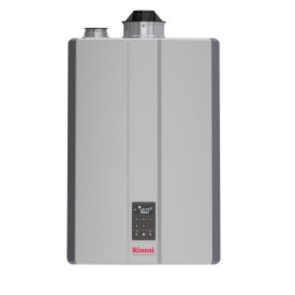 Rinnai I120cn Condensing Combi Boiler 120 000 Btu The Home Depot Canada