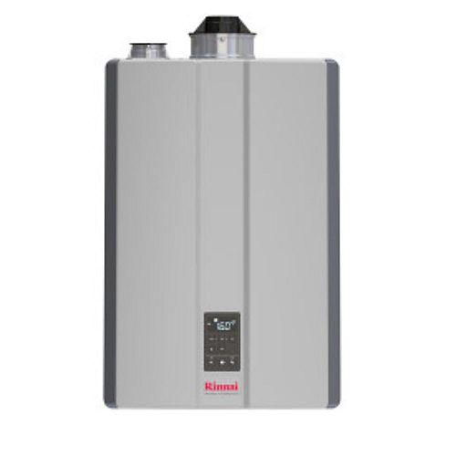 Chaudière combinée à condensation i-Series i120CN de Rinnai, 120,000 BTU