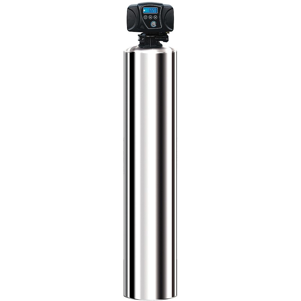 Waterworks Platinum Series 20 GPM Municipal Water Filtration and Salt-Free Conditioning System
