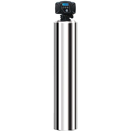 Platinum Series 20 GPM Municipal Water Filtration and Salt-Free Conditioning System
