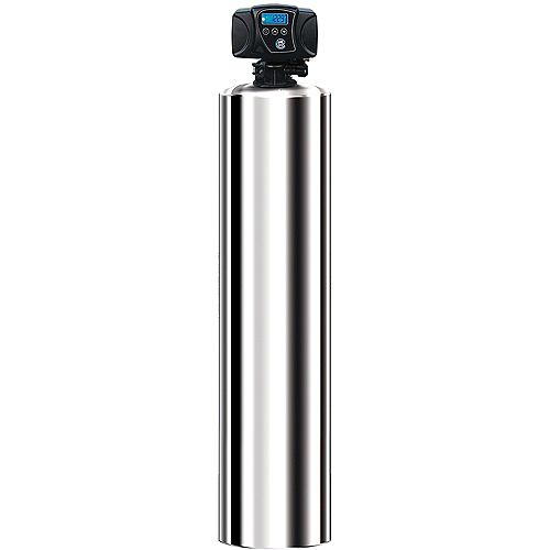 Platinum Series 25 GPM Water Filtration and Salt-Free Conditioning System