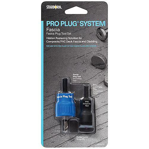 Outil Pro Plug Pour Bordure 2 piece