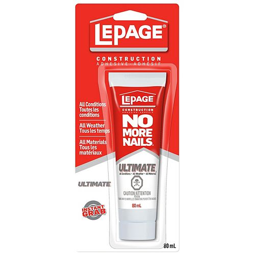 LePage No More Nails Ultimate Clair 80 mL