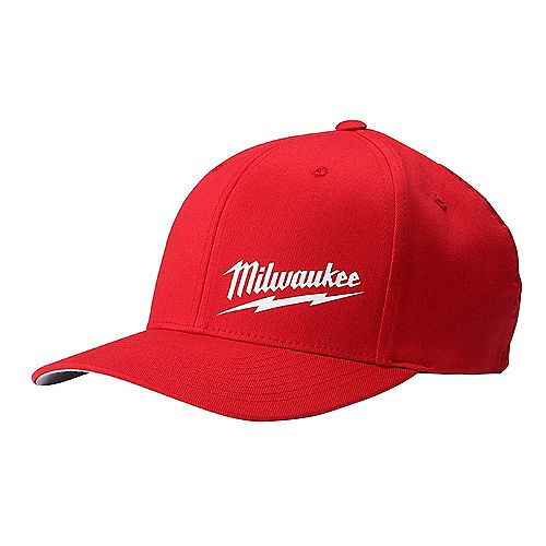 Red Fitted Hat - Large/X-Large