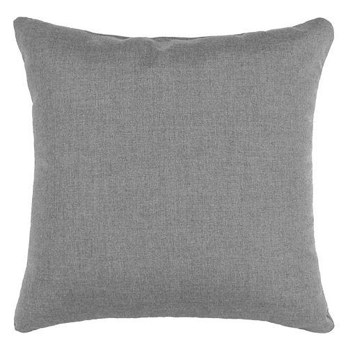 Sunbrella Toss Cushion Grey