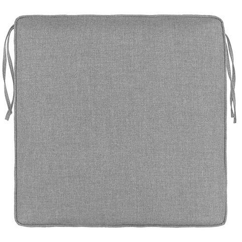 Sunbrella Seat Cushion Grey